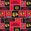 Thumbnail: Chicago Blackhawks Block Logo Cotton Mask