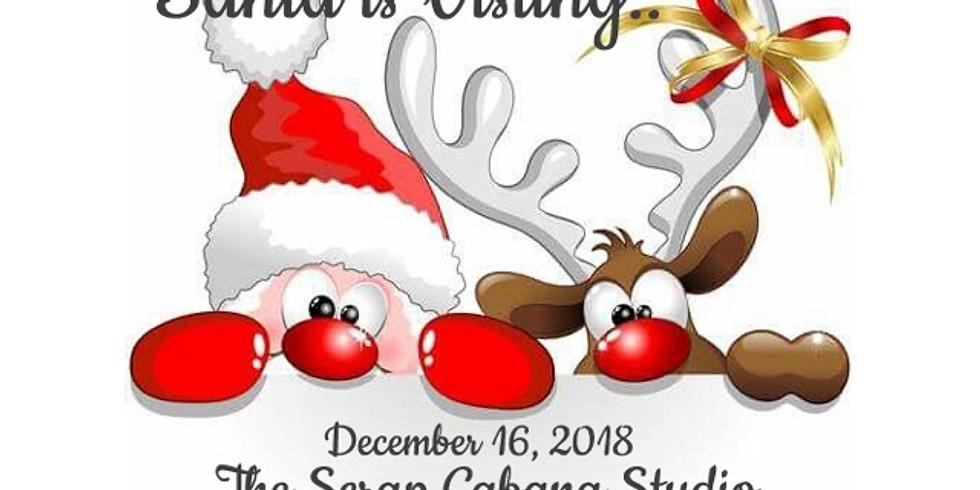 Private Santa Visit - December 16 Schedule TODAY!