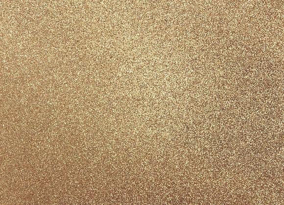 Bronze Glitter 12x12 Cardstock