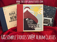 Album Classes The Scrap Cabana Studio.PN