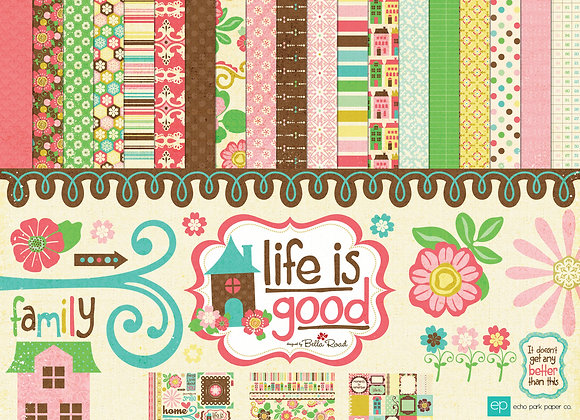 Life is Good Collection Kit TM