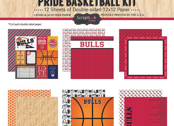Bulls Pro Page Kit 12X12