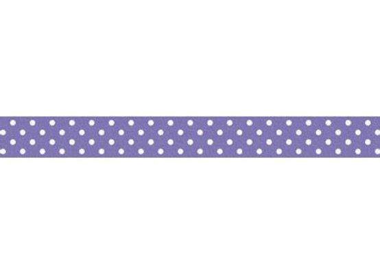 Lilac Swiss Dot Washi Tape