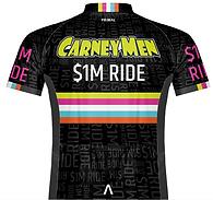 MS150 Carney Men Logo