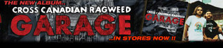 The Carney Men Featured on the Cross Canadian Ragweed Website