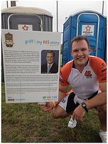 BP MS150 Carney Men Griff Jaggard My Story