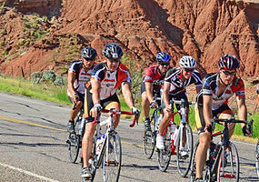 MS150 Carney Men Apache Cactus & Crude Join Team