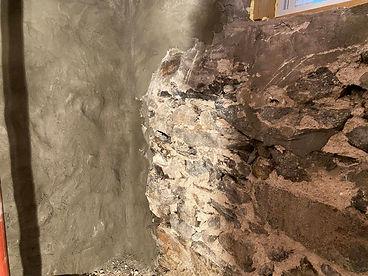 Boston foundation crack repair