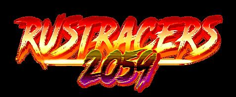 RUST RACER 2059 LOGO