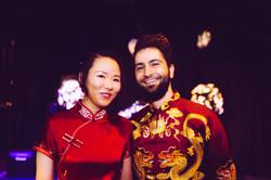 George & Xuejing - @tsbelfast
