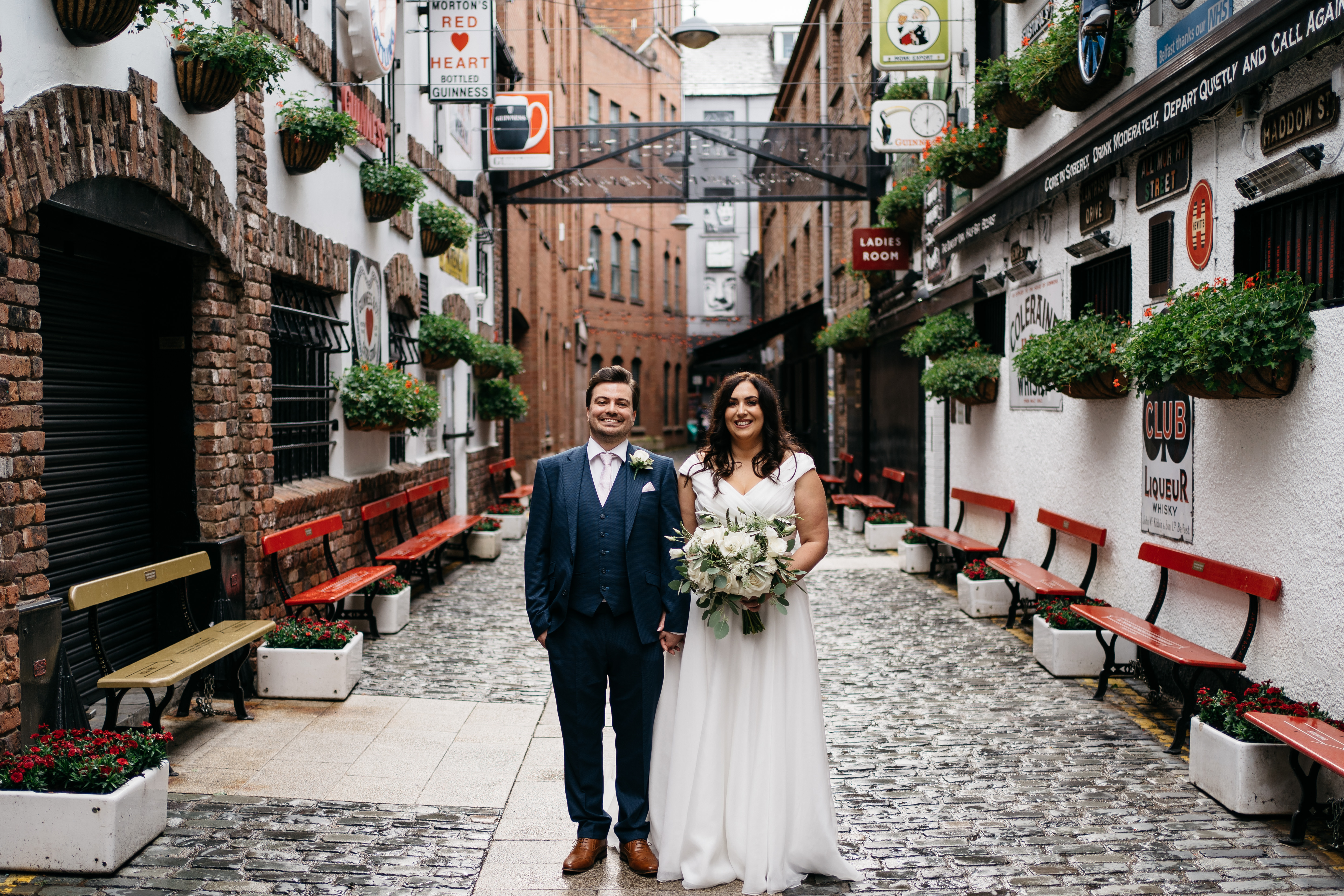 Sarah & Darren http://thethreebearsphotography.com