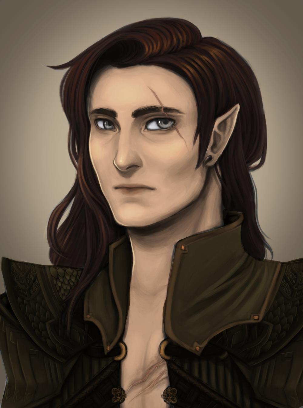 Elven General