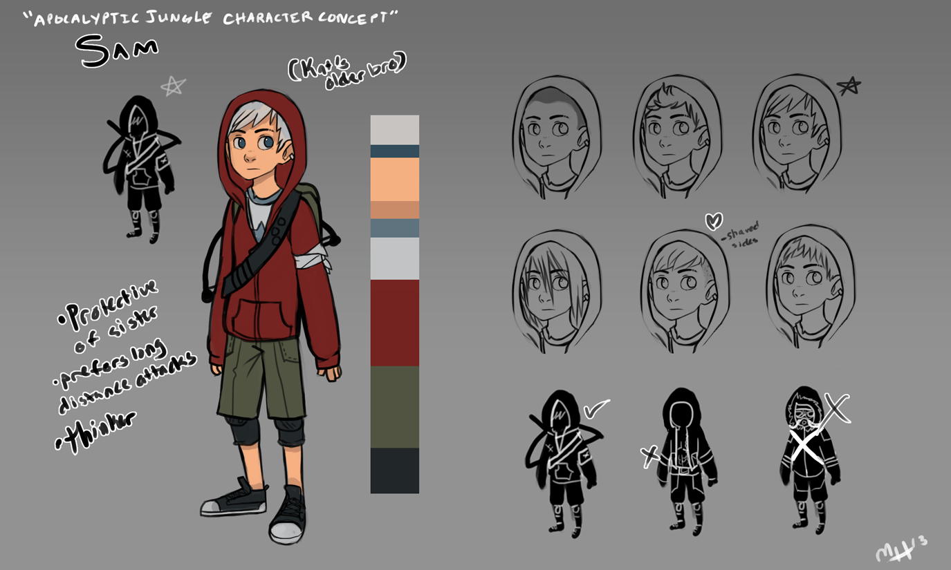 Character Design 03