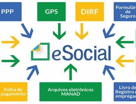 Empresas do 2° grupo do eSocial têm até o fim deste mês para cadastrar trabalhadores