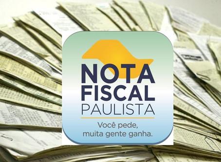 Crédito da Nota Fiscal Paulista passa a ser liberado mensalmente