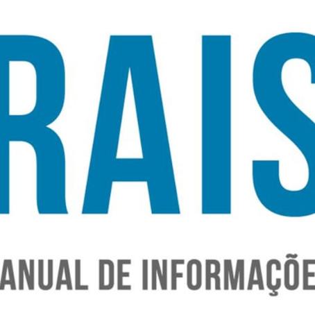 RAIS Ano-base 2018 deve ser entregue até 05/04/2019