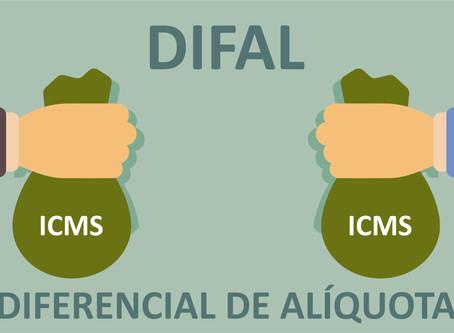FIM DA PARTILHA DE ICMS EMENDA CONSTITUCIONAL 87/2015