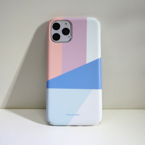 GRAPHIC PRINT - QUARTZ & SERENE iPhone Case