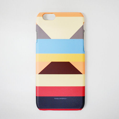 GRAPHIC PRINT - HANNA iPhone Case