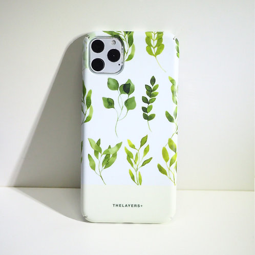 GRAPHIC PRINT - REFRESH MATTE iPhone Case