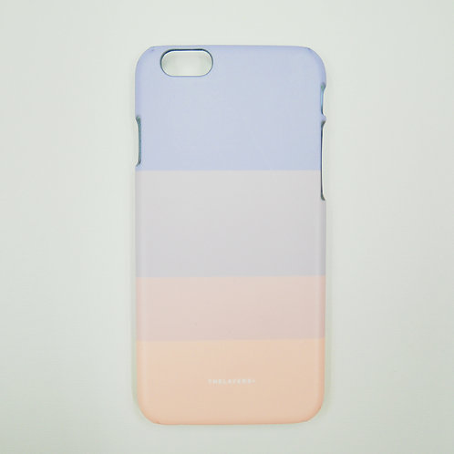 GRAPHIC PRINT - SERENE SUNSET iPhone Case