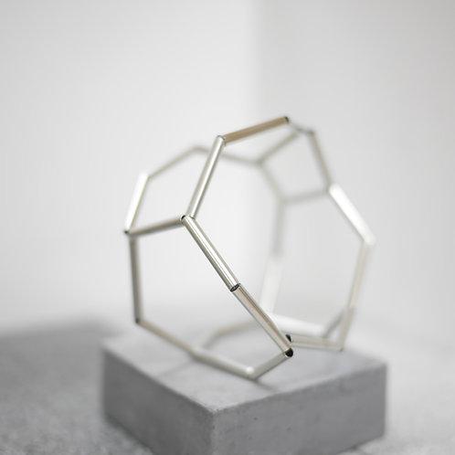 3D Geometric Bangle