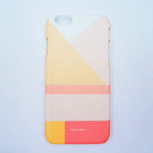 GRAPHIC PRINT - JUICY ORANGE iPhone Case