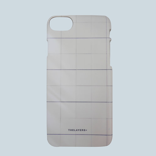 GRAPHIC PRINT - SHADOW OF WALL iPhone Case