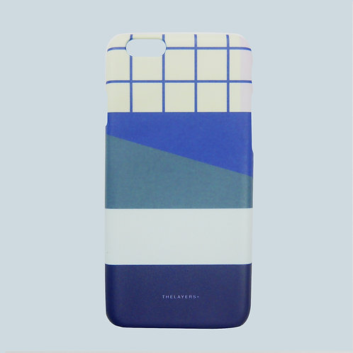 GRAPHIC PRINT - ENDERSON  iPhone Case