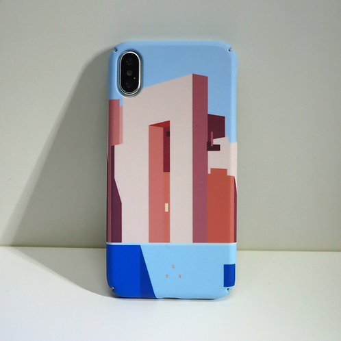 LA MURALLA ROJA COLLECTION - THE HIGH-WALLED Custom Phone Case