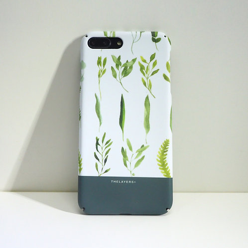GRAPHIC PRINT - LIFE MATTE iPhone Case