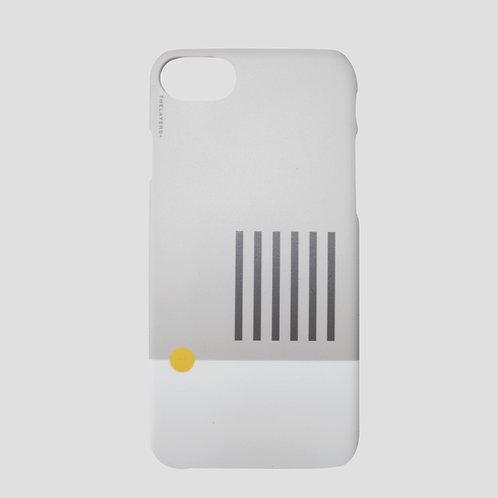 GRAPHIC PRINT - LESSY MATTE iPhone Case