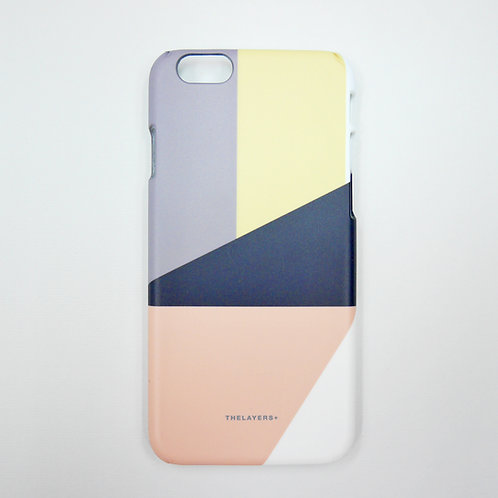 GRAPHIC PRINT - PLANET iPhone Case