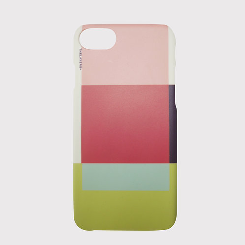 GRAPHIC PRINT - SWEET GUMMY MATTE iPhone Case