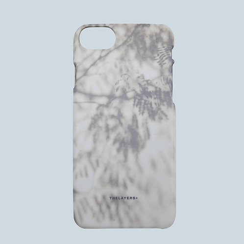 GRAPHIC PRINT - SHADOW OF WIND iPhone Case