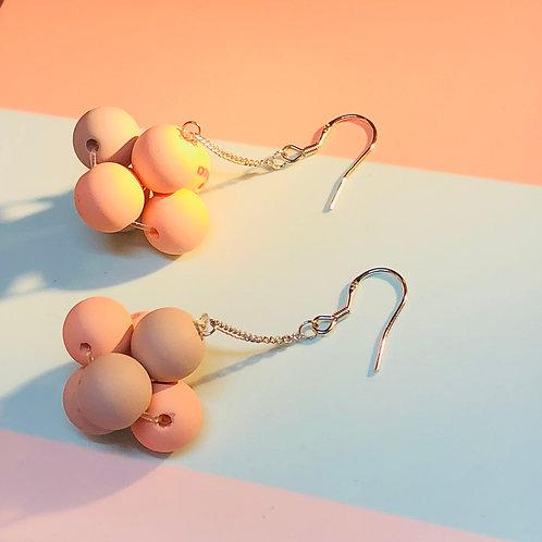 Fairytale Ball 925 Sliver Earrings
