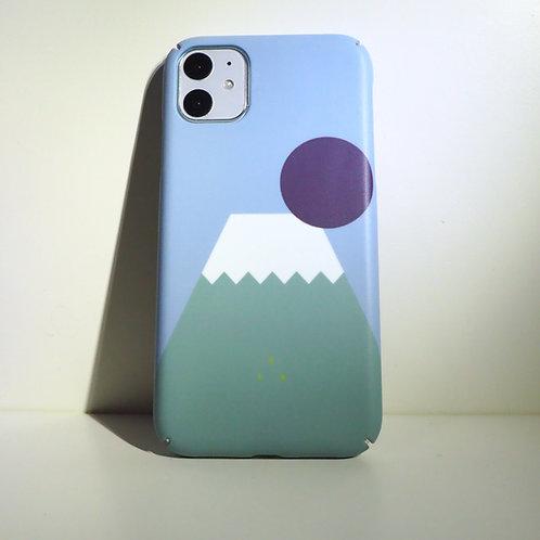 GRAPHIC PRINT - Mount Fuji 004 Phone Case