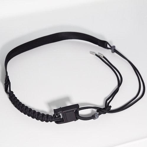TLS-B1 Magnetic Tape Belt | Black