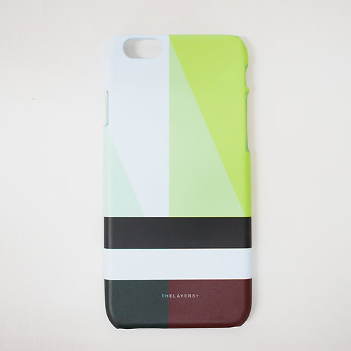 GRAPHIC PRINT - MELON iPhone Case