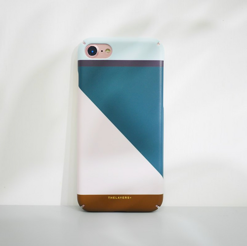 GRAPHIC PRINT - JULIUS  iPhone Case