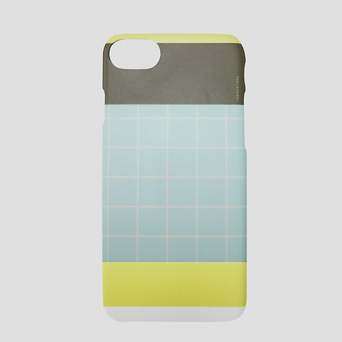 GRAPHIC PRINT - BASIL H2O MATTE iPhone Case