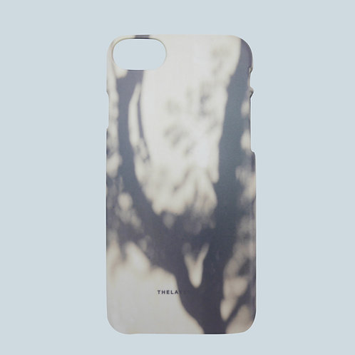 GRAPHIC PRINT - SHADOW OF TREE iPhone Case