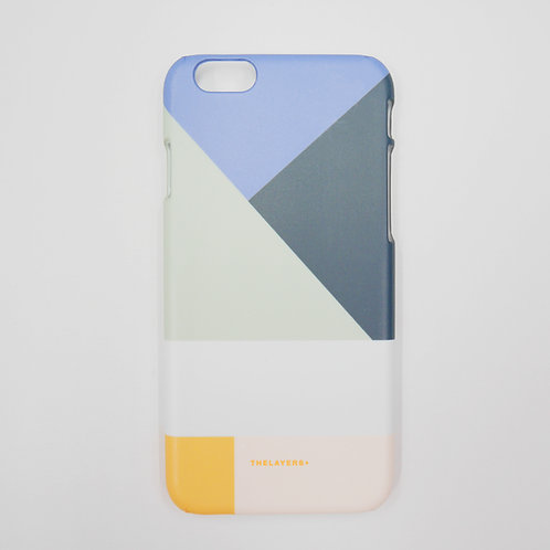 GRAPHIC PRINT - FROSTY iPhone Case