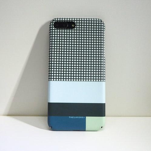GRAPHIC PRINT - SEAFOAM iPhone Case