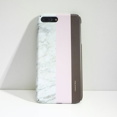 GRAPHIC PRINT - FAB MARBLE MATTE Personalized Phone Case