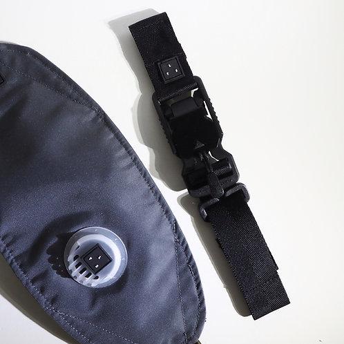 MODEL UN-FS V2 Face Mask Decompression Quick Release Strap