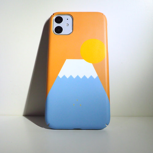 GRAPHIC PRINT - Mount Fuji 002 Phone Case