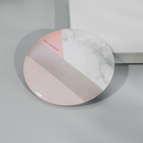 100+ Femme Marble Pocket Mirror