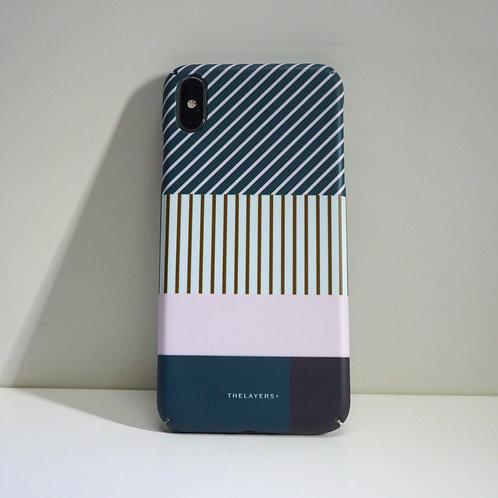 GRAPHIC PRINT - ALISON  iPhone Case