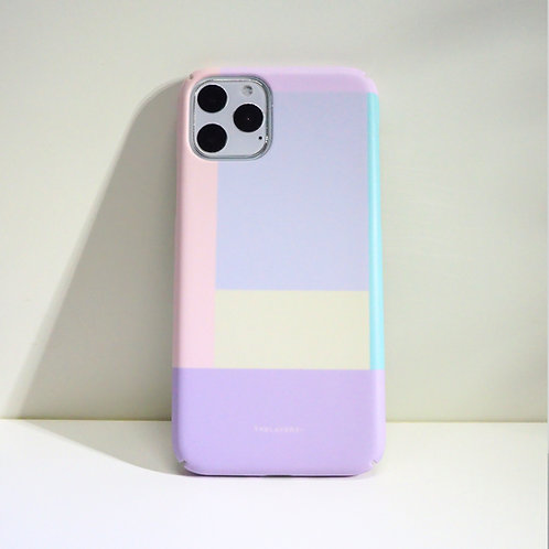 GRAPHIC PRINT - COTTON CANDY FRUITY iPhone Case